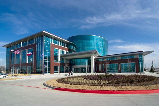 Focus Lee County >> Campus Architecture Database: Collin Higher Education ...