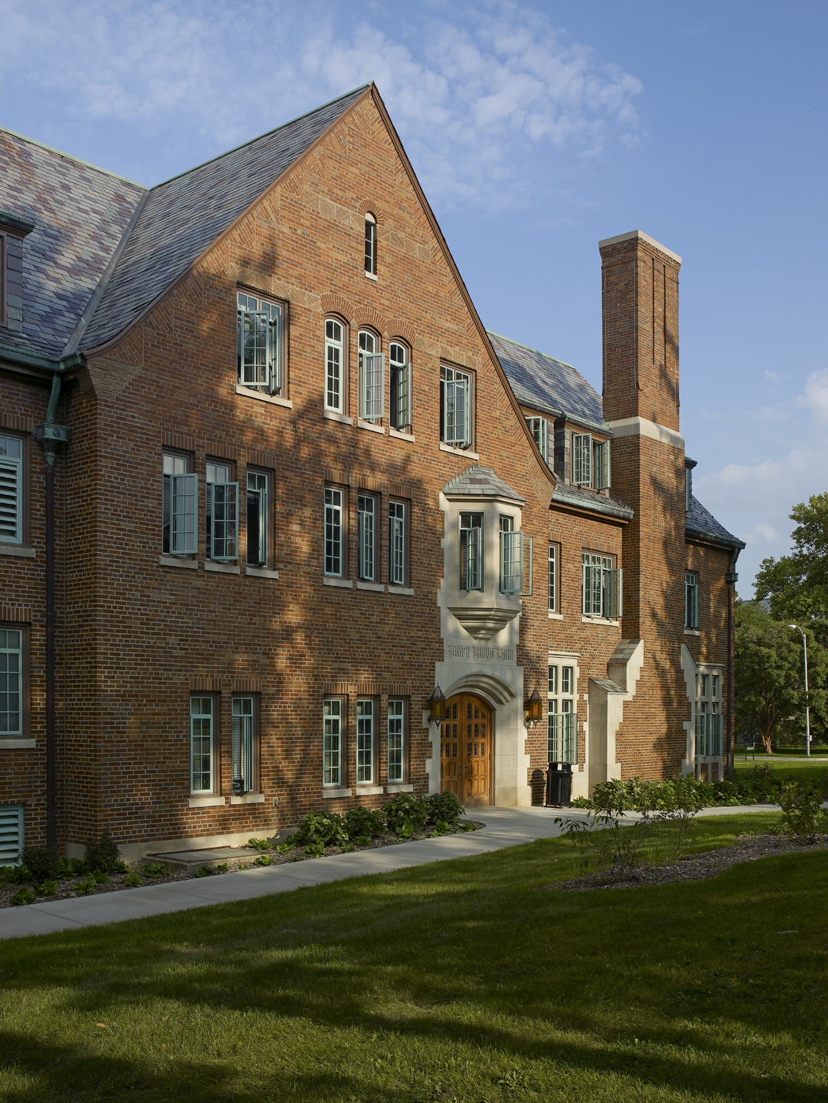 Campus Architecture Database Mary Mayo Hall Buildings