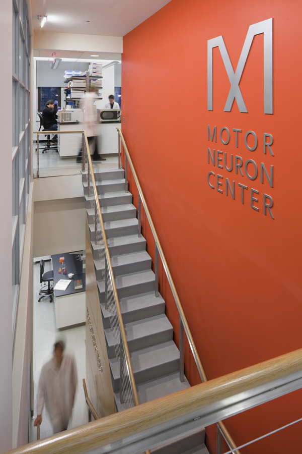 Campus Architecture Database Motor Neuron Center