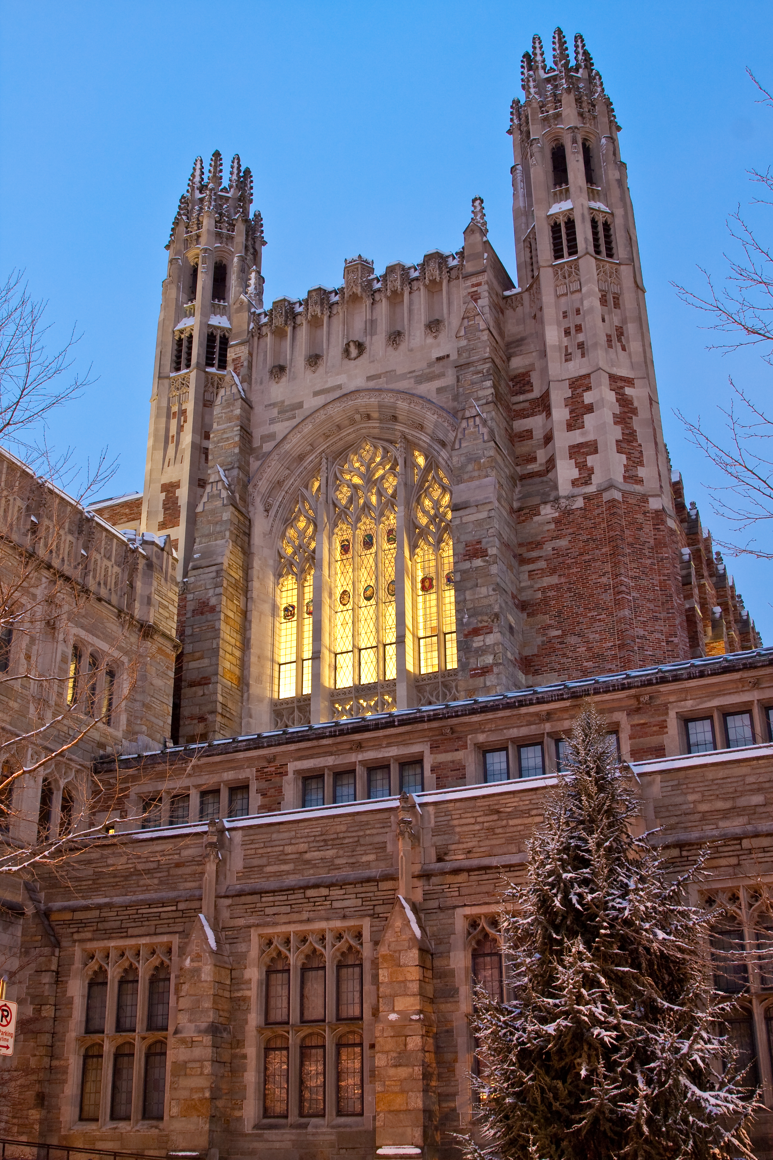 Feuding Letters at Yale Law Expose Divisions Over Supreme