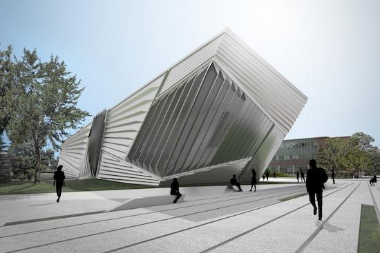 MSU art museum