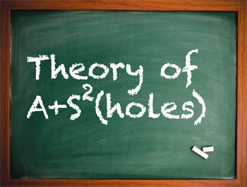 Theory of A+S2(holes)