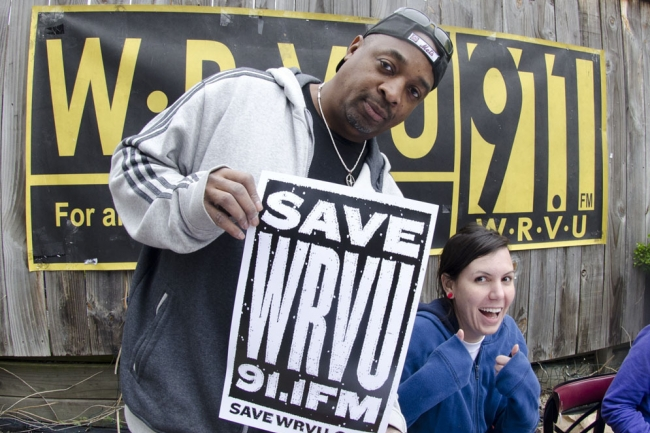 What's Eating College Radio? - The Chronicle of Higher Education