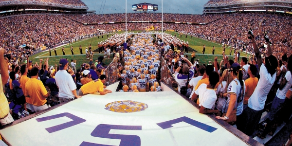 5602-Football Tiger Stadium