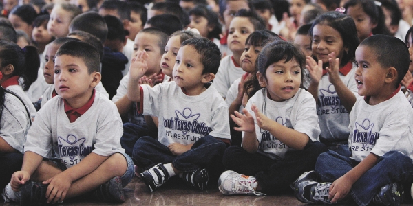 Educators Start Early to Create a College-Going Culture Among Hispanics in Texas 1