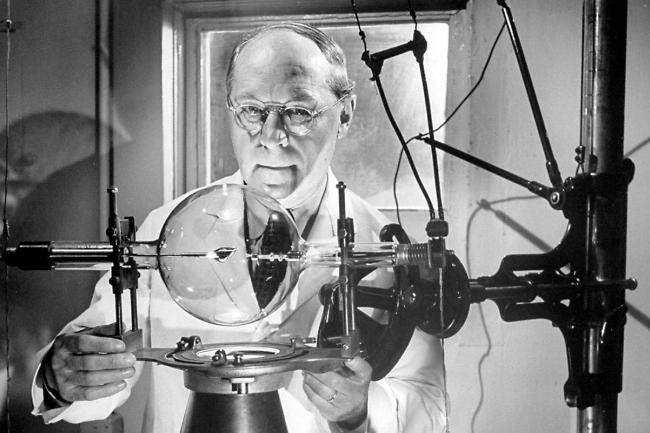 Il Prof. Hermann J. Muller