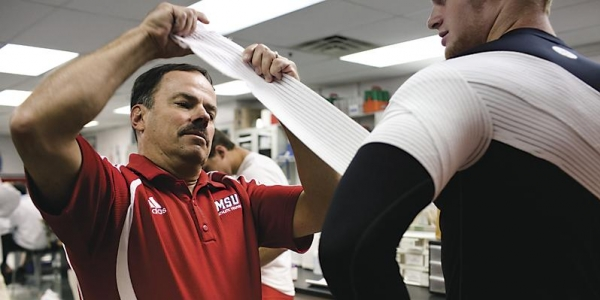 An Epidemic of Injuries Plagues College Athletes 1