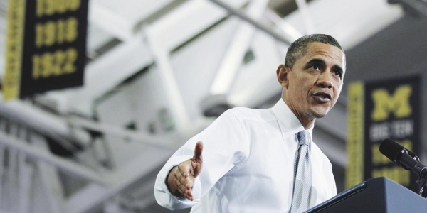 Obama Aims to Make Colleges Cut Costs 1