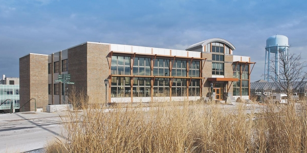 Once Dismal, U. of Vermont Building Is Now a Sustainability Showcase 1