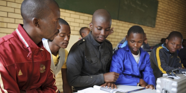 South Africa's Vocational Colleges Struggle to Do Their Job 1