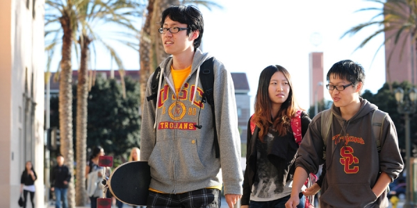 Many foreign students are friendless in the u s study finds