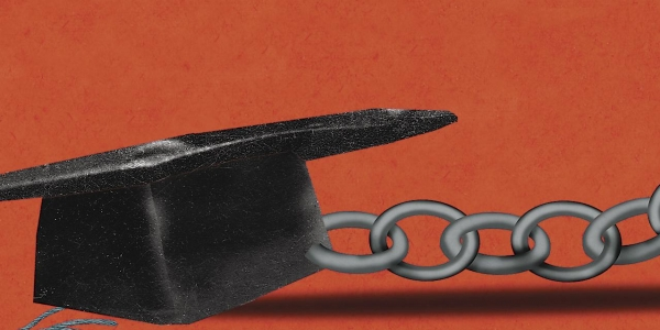 Here's a Diploma, With Ball and Chain Attached 1