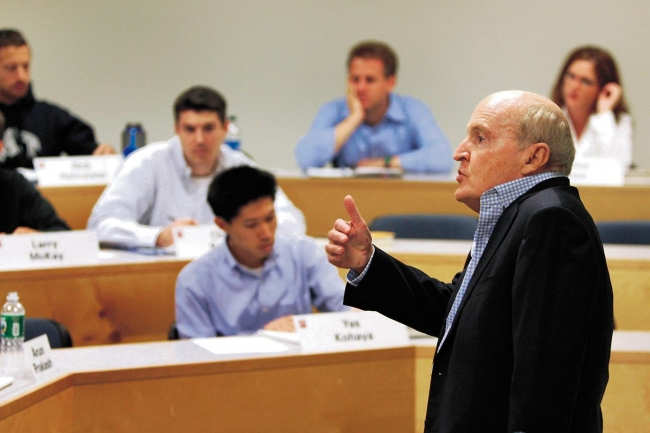 Jack Welch Sets Out To Upend Online Business Education The