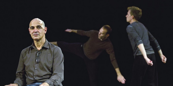 A Choreographer's Newly 'Disinhibited' World 1