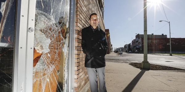 In Iowa, an Extension Agent Works to Revive a Faded City 1