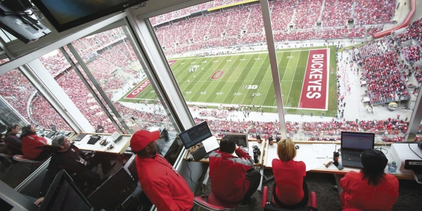 At Ohio State, Sports Plays It Straight 1