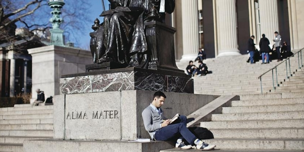 Hundreds of 'High-Powered Veterans' Go to Columbia U. 1