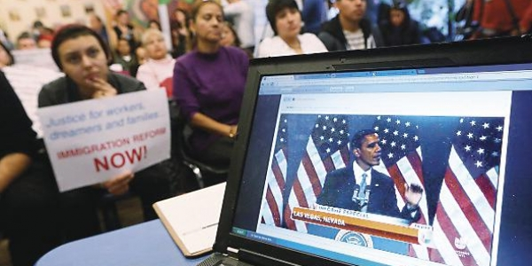 Immigration-Reform Plans Offer a Path for Students 1