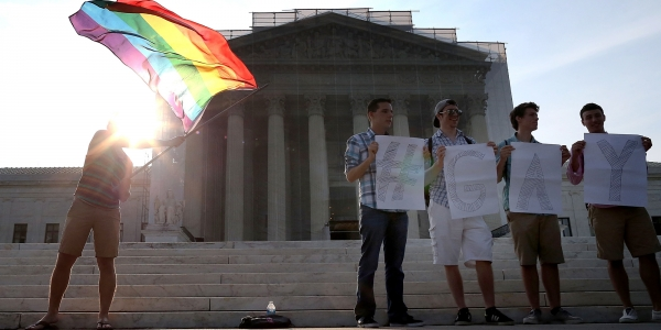 Ruling on Same-Sex Marriage Will Affect Student-Aid Benefits 1
