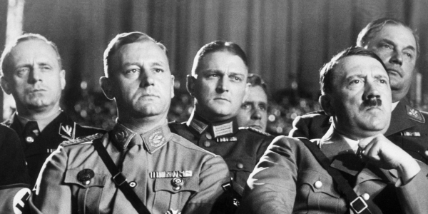 When Hollywood Held Hands With Hitler 1