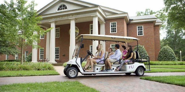 Campus Tours Are Revving Up 1