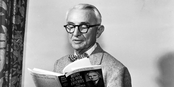 Dale Carnegie's Roundabout Path to Self-Help 1