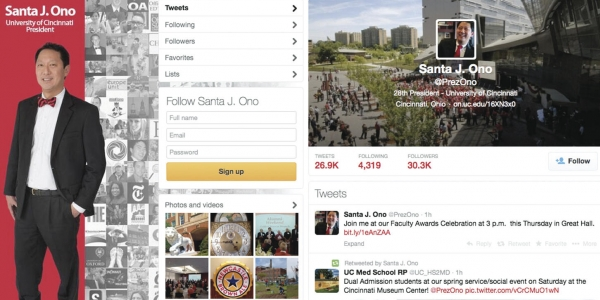 This College President Has 
