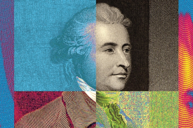 The Three Dimensional Edmund Burke The Chronicle Of Higher Education