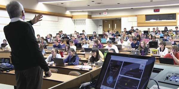 Can Colleges Use Data to Fix What Ails the Lecture?