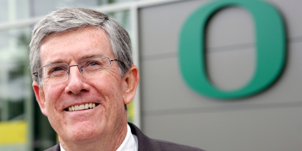 Why the U. of Oregon's Presidency Is Such a Difficult Job 1