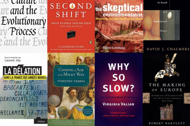 What Book Changed Your Mind The Chronicle Of Higher Education