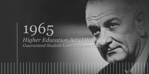 3 Key Moments in the History of Student Loans