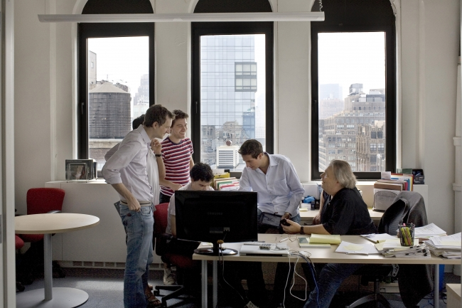 NYU Leads City Effort to Encourage Corporate Start-Ups - The