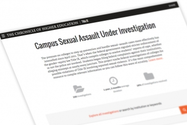 Michael lancaster title ix sexual harassment