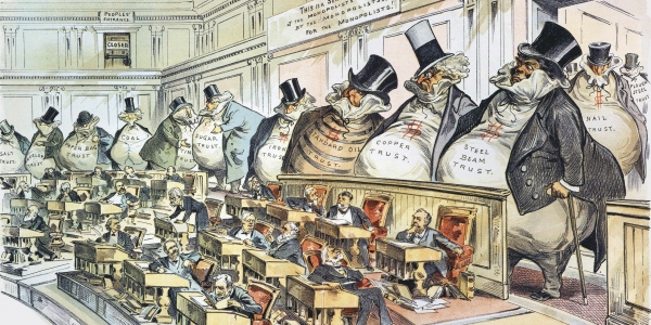 We Live In An Age Of Universal Investigation And Of: The Myth Of A 'Second Gilded Age'