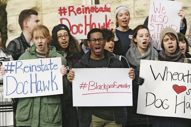 Evangelical Colleges' Diversity Problem - The Chronicle of