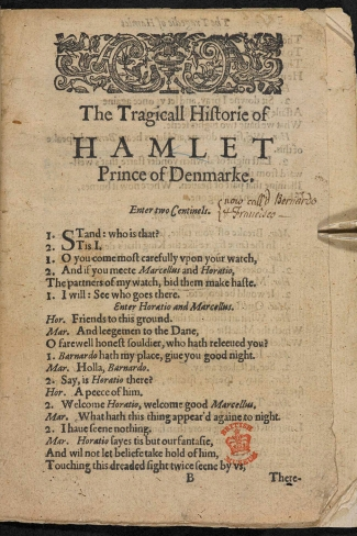 reflective essay for hamlet In hamlet, the entire action of the play is centered on the task assigned by the ghost to hamlet to avenge his father's murder.