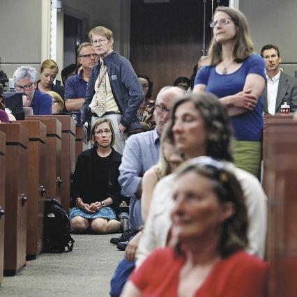 Turmoil Raises Specter of Faculty Exodus From Public Colleges