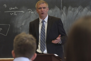 Law Schools Cut Back to Counter Tough Financial Times