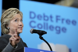 Clinton Wants to Show What Her College Plan Would Save You. Here's What Some People Learned.
