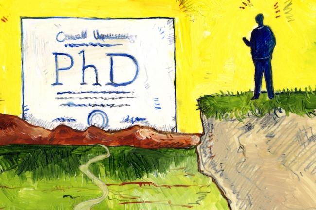 Education non dissertation program
