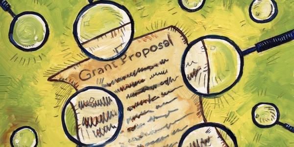 Grant & Money - cover