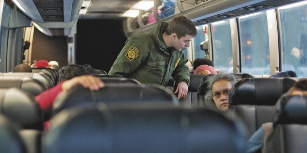Far From Canada, Aggressive U.S. Border Patrols Snag Foreign Students 1