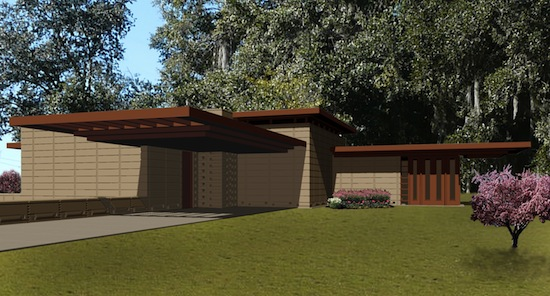 Florida Southern Plans To Add A Usonian House To Its