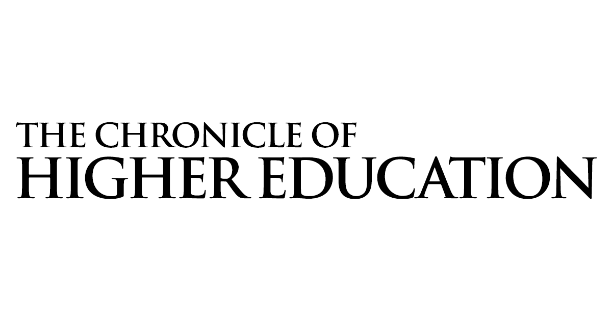 Chronicle higher education dissertation