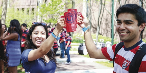 Colleges Are Inventing New Ways to Attract Recent Graduates to Donate