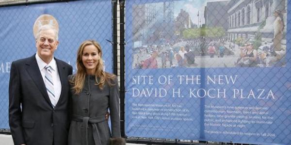 No  11: David Koch - The Chronicle of Philanthropy