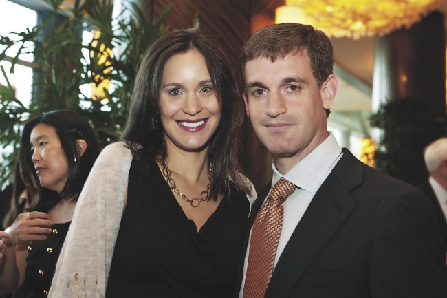 A Thirtysomething Billionaire Couple Take on Tough Issues Via Giving
