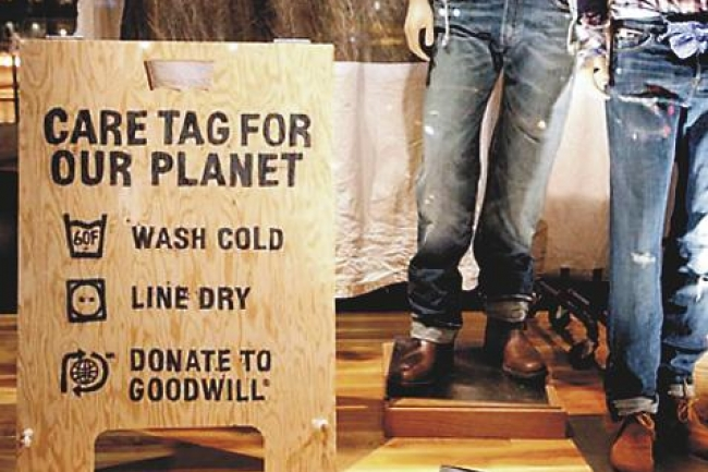 A Pitch to Recycle Pays Off for Goodwill - The Chronicle of Philanthropy