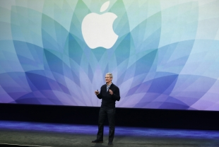 After Steve Jobs, Apple Steps Up Giving